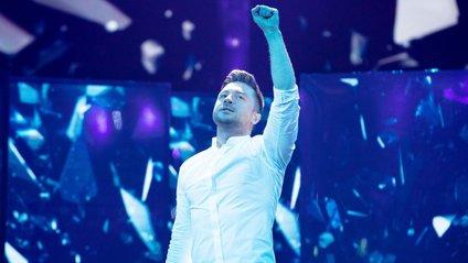 Сергій Лазарєв на Євробаченні - фото 1