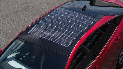 У нідерландах з'явиться авто на сонячних батареях - фото 1