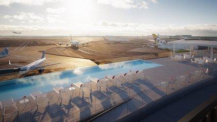 Найкращі готель в аеропортах - фото 1