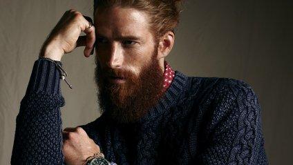 Для росту бороди чоловіки використовують лікарські засоби - фото 1