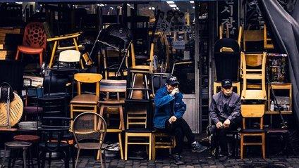 Сеул у вуличних фото - фото 1