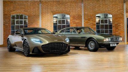 Усього буде випущено 50 екземплярів Aston Martin DBS Superleggera - фото 1