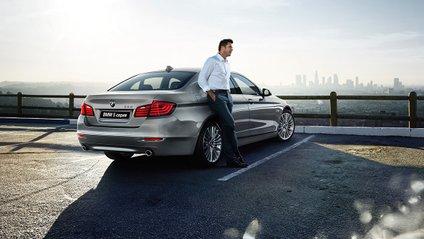 На другому місціавтомобілі марки BMW - фото 1