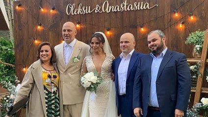 Відео з весілля Потапа і Насті - фото 1