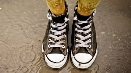 Шнурівки ви можете випрати разом із самимвзуттям - фото 1