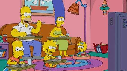Тепер можна купити собі диван з Сімпсонів - фото 1