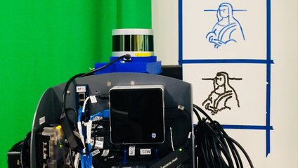 Робот відтворив Мону Лізу - фото 1