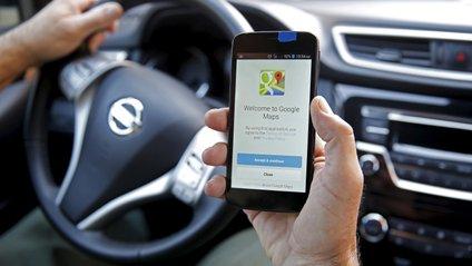 Google Maps буде попереджати водіїв - фото 1