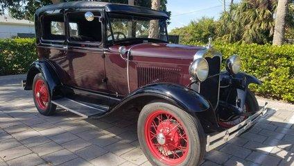 Ford Model А 1931 року - фото 1