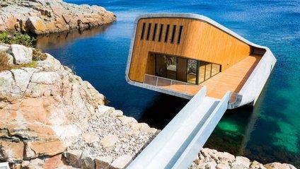Підводний ресторан Under - фото 1