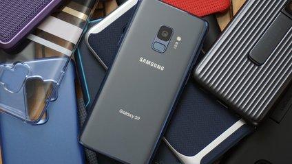 Смартфон може отримати залізо як у Samsung Galaxy S9 - фото 1