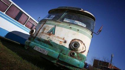 ЛАЗ-695Е - фото 1