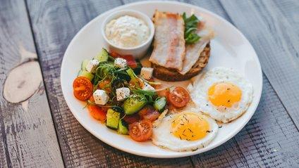 Сніданок – важливий прийом їжі - фото 1
