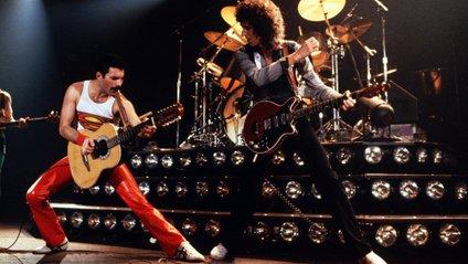 Концерт Queen - фото 1