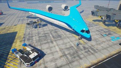 Концепт авіалайнера майбутнього - фото 1