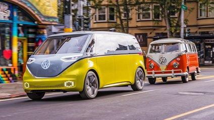 VW ID. BUZZ став зіркою нової реклами компанії - фото 1