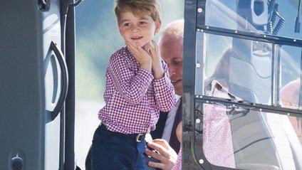 Принц Джордж – викапаний принц Чарльз у дитинстві - фото 1