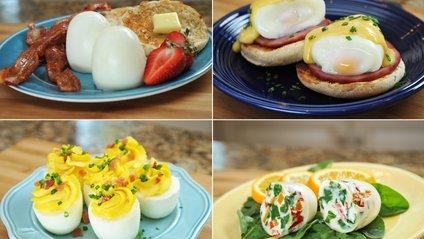 Щоб яйця добре чистилися, їх потрібно остудити - фото 1