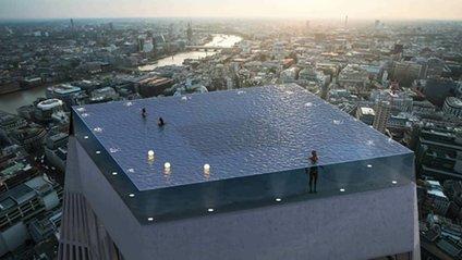 Компанія Compass Pools представила оригінальний басейн - фото 1