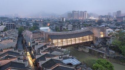 Міст-музей у Китаї - фото 1