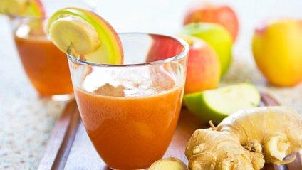 Яблучний сік позитивно впливає на органи дихання - фото 1