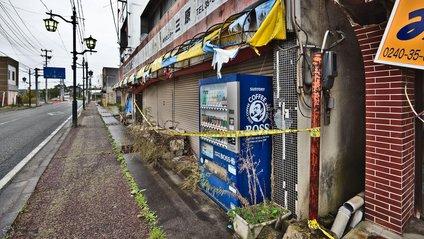 У Фукусімі все залишилося майже в незайманому вигляді - фото 1
