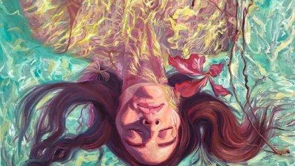 Незвичайні картини жінок у воді - фото 1