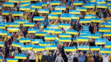 Збірна України грала у Львові - фото 1