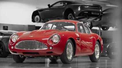 Aston Martin оцінять у шість мільйонів фунтів стерлінгів - фото 1