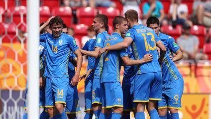 Збірна України U-20 - фото 1