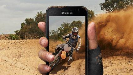 Galaxy XCover 4s – новий захищений смартфон компанії Samsung - фото 1