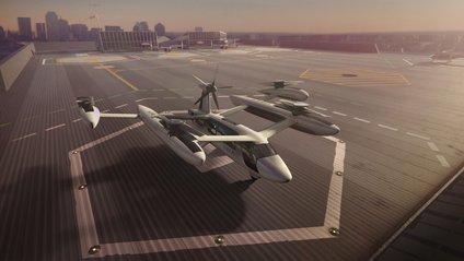 Мельбурн буде третім містом, де випробовуватимуть Uber Air - фото 1