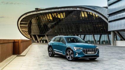 Власникам автомобілів Audi e-tron слід звернутися до дилера - фото 1