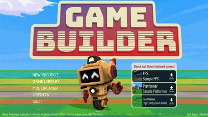 Гра Game Builder - фото 1