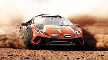 Lamborghini Huracan Sterrato перестане бути концептом - фото 1