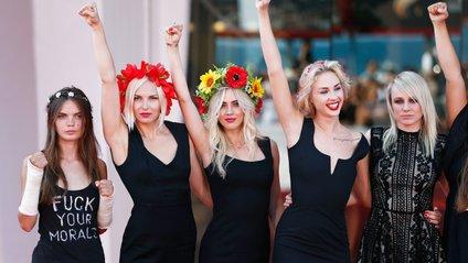 Про учасниць Femen знімуть фільм - фото 1