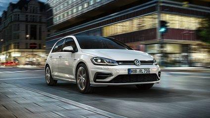 Новенький Volkswagen Golf покажуть наприкінці року - фото 1