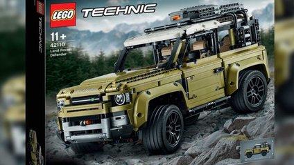 Land Rover Defender покажуть незабаром - фото 1