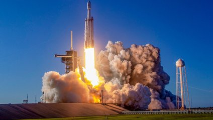 SpaceX відправить у космос прах людей - фото 1