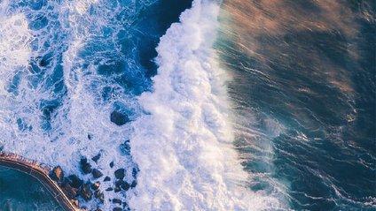 Захопливі фото світу з дрона - фото 1
