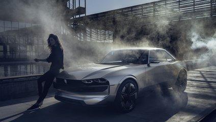 Peugeot e-Legend можуть почати випускати - фото 1