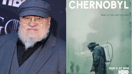 Що Джордж Мартін думає про Чорнобиль - фото 1