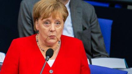 Меркель знову погано - фото 1