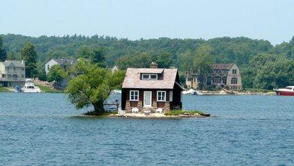 На Airbnb можна орендувати розкішні вілли і приватні острови - фото 1