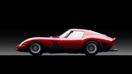 Ferrari 250 GTO стала справжнім витвором мистецтва - фото 1