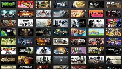 Розпродаж в Steam - фото 1