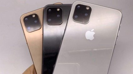 Клон майбутнього iPhone XI Max - фото 1