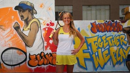 Еліна Світоліна стала героїнею ролика Nike - фото 1