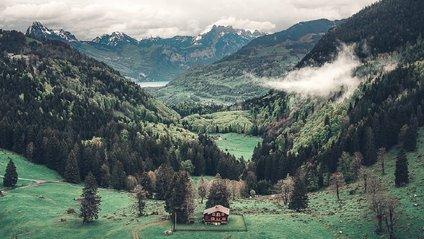 Швейцарець показує красиві пейзажі світу - фото 1