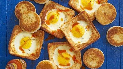 Рецепти на сніданок - фото 1
